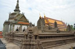 Réplique d'Angkor Wat