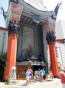 Chinese Theatre - Hollywood Blvd - Los Angeles