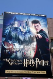 Harry Potter - Hollywood Blvd - Los Angeles