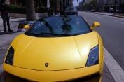 Ma première Lamborghini ! - Los Angeles