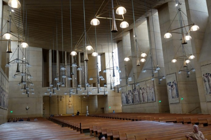 Cathedrale of our Lady of the Angels - Downtown - Los Angeles