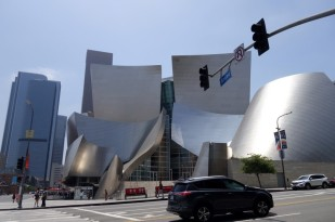 Walt Disney Concert Hall - Los Angeles
