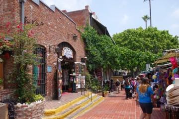El Pueblo - Los Angeles